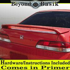 1997 1998 1999 2000 2001 Honda PRELUDE OEM Factory Style Spoiler w/LED UNPAINTED