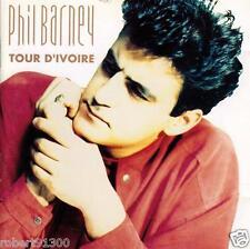 CD audio.../...PHIL BARNEY.../...TOUR D'IVOIRE......
