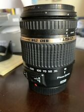 Tamron B008 18-270mm f/3.5-6.3 Di-II PZD VC AF Lens For Canon