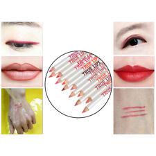 12 Colors Lipliner Pencil Waterproof Lip Eye Brow Cosmetic Makeup ColorfulNWU_kz