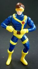 "Marvel X-Men Cyclops 4"" Action Figure Spring Loaded Arms Burger King 1996"