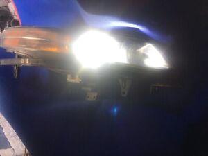 XENON HID HEADLIGHT 2007-2008 ACURA TL RIGHT PASSENGER RH OEM COMPLET LAMP LIGHT