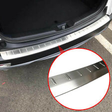 Rear Bumper Sill Protector Cover Trim Accessories For Honda CRV CR-V 5th 2017-19