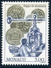 STAMP / TIMBRE DE MONACO N° 2060 ** MUSEE DES TIMBRES ET MONNAIES / FRAPPE