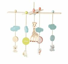 Janod - J09517 mobile Sophie la Girafe bois