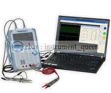 Hantek DSO1202S Handheld Oscilloscope 1M Memory Depth,6000 Counts DMM 200MHz 2CH
