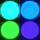 Glow-in-the-Dark Powder Aqua/Blue/Green/Purple Strontium Aluminate Glow Pigment