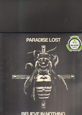 PARADISE LOST - believe in nothing LP