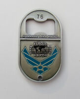 US Air Force Fuels Mobility Support  Bottle Opener Challenge Coin