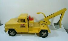 Vintage 1963 Tonka Backhoe Truck- All Original and complete