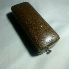 Antique Canadian Stick Pin Holder Jewellery Box Case
