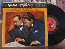 BRAHMS CONCERTO 2, GILELS - LP LSC-2219 SHADED DOG