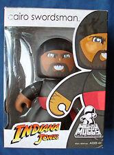 Mighty Muggs Indiana Jones cairo swordsman  new in box