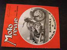 **a Moto Revue n°1919 BSA 750 cc Rocket 3 / CZ Cross de 1969 / Jacques Roca