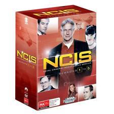 NCIS : Season 1 2 3 4 5 : NEW DVD