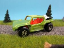 Voitures, camions et fourgons miniatures verts Matchbox Superfast
