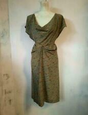 A.F. Vandevorst dress silk runway The Damned notthatsexy spring M38 collectors