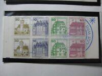 BERLIN GERMANY Mi. #MH 12c mint MNH stamp booklet! CV $21.50