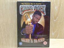 Chris Rock Bigger and Blacker DVD New & Sealed