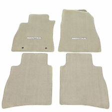 2017 Nissan Sentra Gray Carpeted Floor Mats Front Rear Set Of 4 Oem