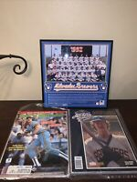 Robin Yount Autographed Signed Sports Illustrated Magazine 10/11/82 + Prog/Pic