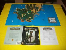 FRM1 THE JUNGLES OF CHULT DUNGEONS & DRAGONS AD&D 2ND EDITION FORGOTTEN REALMS 3
