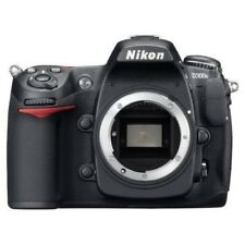 USEDNikon D D300S 12.3MP Digital SLR Camera - Black (Body Only) Excellent FREESH