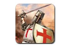 20 x Pub Beer Mats English Knight Templar St George Flag England Jerusalem Hymn