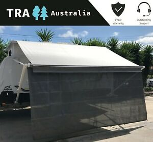 2.85m Caravan Privacy Screen Sunscreen for 3.0m Fiamma F45 F45s Thule Box Awning