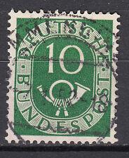 BRD 1951 Mi. Nr. 128 TOP Rundstempel gestempelt LUXUS!!! (8676)