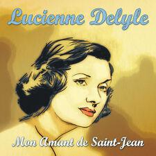 CD Lucienne Delyle - Mon amant de Saint-Jean