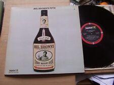 Mel Brown, Mel Brown 's Fifth LP M -/vg + phasedepleinecapacitéopérationnelle Cut/out impulsions rec. as 9209
