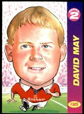 ProMatch Premier League (1997) Series 2 - David May Manchester United No. 287