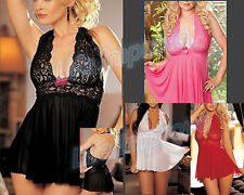 Polyester Sexy Nightwear for Women