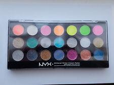 NYX Glitter Cream Palette (21 Shades)