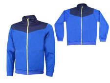 Ropa deportiva de niño de 2 a 16 años chaquetas azules de poliéster