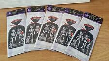 5 x Wilton Halloween Party Bags (20 per bag)  with ties- Brand New in Pack