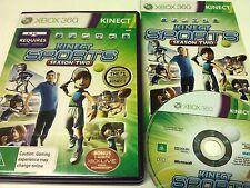 Kinect Sports Season Two Xbox 360