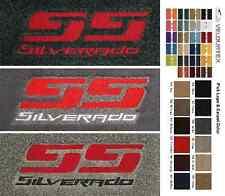 Lloyd Mats Chevrolet Silverado SS Custom Velourtex Front Floor Mats (2003-2006)