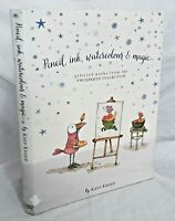 The Twigseeds Collection: Pencil, Ink, Watercolour & Magic by Kate Knapp