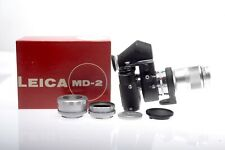 Leica MD2 + Leica Visoflex 16466M + Elmar 135mm 1:4  Top Condition