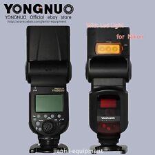 YONGNUO YN968N TTL  wireless flash speedlite For Nikon D7200 D7500 D7100 D3400