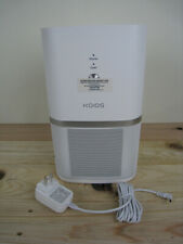 Koios Pm1220 Desktop Air Purifier Filtration with True Hepa Filter - White