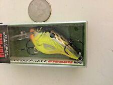 "RAPALA DT-04 HM HOT MUSTARD FISHING PLUG 2"" RATTLES 5/16 OZ LURE VOLUME DISCOUNT"