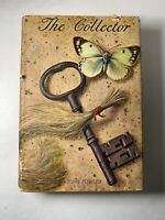 Vintage 1963 The Collector by John Fowles. 1st Edition 4th Printing HC/DJ