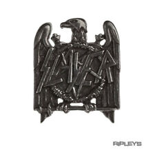 Official Alchemy Slayer Pewter Pin Badge Eagle Metal Logo Gift
