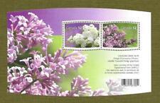 """2007 CANADA """" LILAC FLOWERS """" ~ MINI SHEET ~ MINT UN HINGED"""