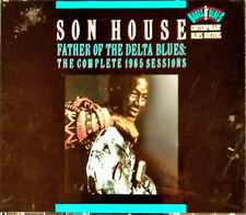 SON HOUSE - FATHER OF THE DELTA BLUES / COMPLETE 1985 SESSIONS - 2 CD SET