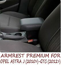 Armrest for OPEL ASTRA J - GTC - VAUXHALL ASTRA J - GTC premium  - MADE IN ITALY