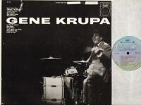 GENE KRUPA AND HIS ORCHESTRA gene krupa JCL 753 usa cbs 1973 LP PS EX+/EX